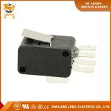 Lema Kw7-1II mette interruttore in cortocircuito del VDE dell'UL del Ce della leva ccc il doppio micro