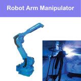 Het x-y Platform van de Eenheid van Control Center van de Manipulator van het Wapen van de Robot van de Dimensie van de As voor het Thermische het Bespuiten Schilderen van de Verglazing van Whelding van het Plateren van de Deklaag