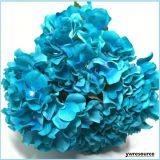 Il mazzo artificiale di seta fiorisce il Hydrangea falso per i grossisti della decorazione di cerimonia nuziale