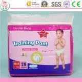 Ebene gesponnene Merkmals-und Leck-Schutz Anti-Leck Baby-Windel hergestellt in China