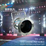 IGUALDAD caliente de plata de aluminio Polished 64 de la venta del barril largo del efecto de etapa 1000W