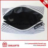 Nuovo sacchetto semplice personalizzato di trucco di stile per la signora