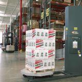Паллет машины оборачивая пленку простирания упаковки с 20 микронами