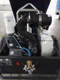 地図書のCopco Liutech 178cfmの携帯用ディーゼル空気圧縮機