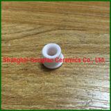 분홍색 빨간색 직물 95% 99% Al2O3 반토 세라믹 작은 구멍