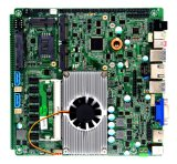 4GB RAM/Mini ITX MainboardのFanless Haswell I5-4200uのマザーボード