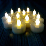 Party ou Restaurant Use Battery Powered Long Lifetime Romantic LED Tealight Candle