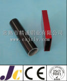 Tubulação retangular de alumínio, câmara de ar de alumínio expulsa (JC-P-82014)