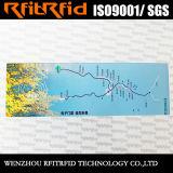 billet imperméable à l'eau d'IDENTIFICATION RF de collant de la couleur 13.56MHz