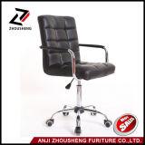 Silla ajustable del cedazo de la silla de la oficina del eslabón giratorio de la venta del ordenador de cuero caliente de la PU