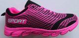 El más nuevo deporte de resorte del diseño 2017 calza las zapatillas de deporte para unisex (FF161129-4)