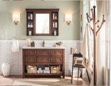 최신 판매 현대 목욕탕 가구 및 새로운 디자인 MDF 목욕탕 허영 호텔 허영