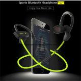 Наушник Bluetooth шлемофона Bluetooth наушника зуба в-Уха голубой