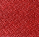 2017袋(H267)のための1.0mm編まれたパターンPU PVC革