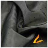 75D 240t 물 & 바람 저항하는 옥외 아래로 운동복 재킷에 의하여 길쌈되는 견주 복숭아 피부 다이아몬드 격자 무늬 자카드 직물 100%년 폴리에스테 견주 직물 (53050A)