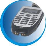 Transmissor sem fio e receptor da freqüência ultraelevada
