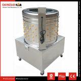 Il pollame elettrico commerciale della strumentazione della fabbrica della spennatrice di pollame mette le piume a Depilator Chz-N45