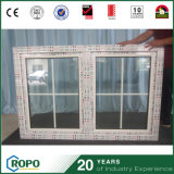 Dobro-Placa Windows vitrificado dobro, indicador padrão australiano do PVC do francês