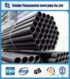ASTM A53 A106 급료 B 까만 탄소 강관