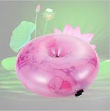 方法ロータス形の精油の香りの拡散器