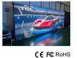 Afficheur LED polychrome de la publicité extérieure DEL de P6 SMD