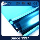 Пленка голубого серебряного коммерчески окна предохранения от уединения отражательного солнечная