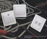Pared Switches&Socket (estándar de las BS)