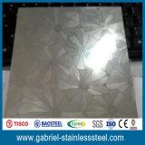 Meilleur site Web en gros Revêtement décoratif en acier inoxydable Feuille 304 201