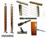 간단한 Deisgn Wireless Railing, Wire 또는 Rod Railing - 7