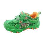 Zapatos coloridos de los cabritos, zapatos al aire libre, zapatos del deporte