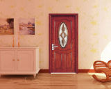 داخلية خشبيّة [مدف] باب زجاجيّة لأنّ سكنيّة ([إكسس3-007])
