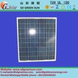 painel solar poli de 18V 70W 75W (2017)