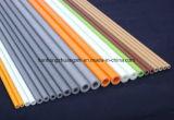 Tubo de Rod FRP de la forma cónica de FRP/fibra de vidrio poste/tubo