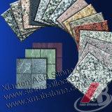 Azulejos de granito e mármore para revestimento e decoração de parede