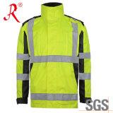 Workwear constructivo al aire libre protector del invierno (QF-584)