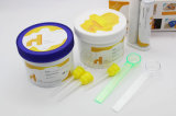 総義歯の物質的なタイプおよび複合材料の物質的なシリコーンの印象材料