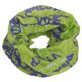 OEM van de fabriek Sjaal van de Oneindigheid van de Hals van Microfiber van de Polyester van het Embleem van de Douane van de Opbrengst de Tubulaire