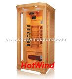 2016 infrarrojo lejano Sauna portátil sauna de madera para 1 Personas (SEK-C1)