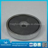 Kundenspezifischer Neodym-Magnet-Potenziometer-Magnet-magnetischer Haken