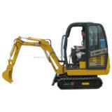 Mini excavatrice à vendre l'excavatrice semblable de Kubota de certificat de la CE de moteur de Yanmar avec la garantie de 2 ans