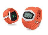 Relógio tempo real da frequência cardíaca do sensor ótico Wearable da frequência cardíaca do podómetro 3D
