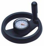 Твердые Маховик управления для установки индикатора с Вращающаяся ручка (P200201)