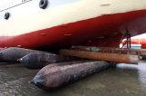 Bon gaz gardant les sacs à air en caoutchouc marins avec la pression