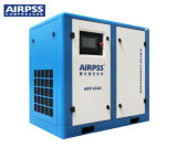 16m3/Min, 110kw, 564cfm 의 150HP 침묵하는 회전하는 나사 공기 압축기