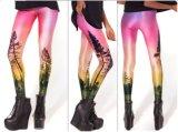 Nylon di 87% e calzamaglia all'ingrosso poco costose di ginnastica di donne di alta qualità di Lycra dello Spandex/di 13%