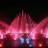 Fontana del gabbiano di mare di stile dell'oscillazione