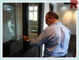 Perfis profissionais do alumínio/os de alumínio da extrusão para o frame do indicador e de porta