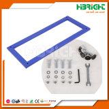 Передвижной ящик сброса промотирования штабелируя корзину провода индикации