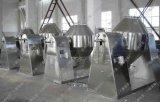 Secador giratório do vácuo do cone dobro