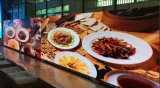 Uhd 1.66m m SMD 3 en 1 Muere-Casting LED Screen Display
